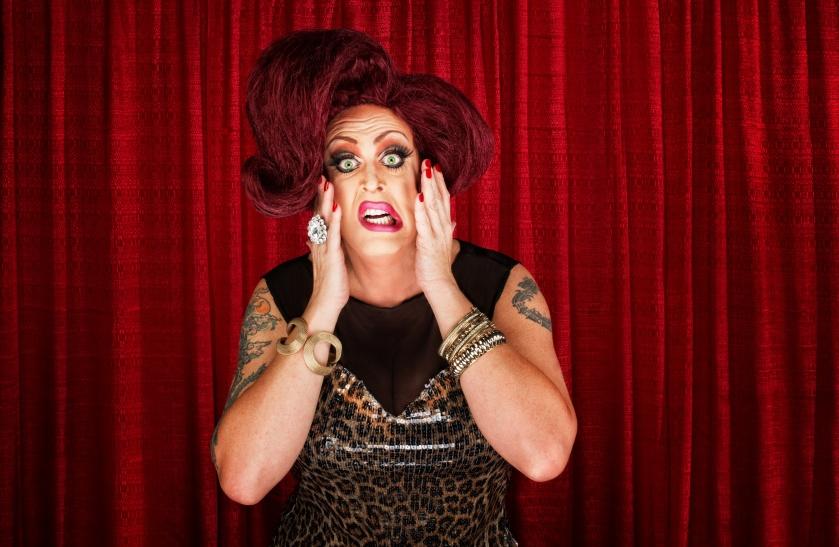 Funny Drag Queen