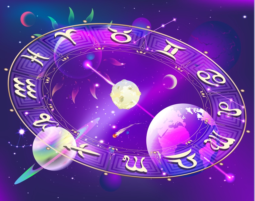 Horoscope circle astrology