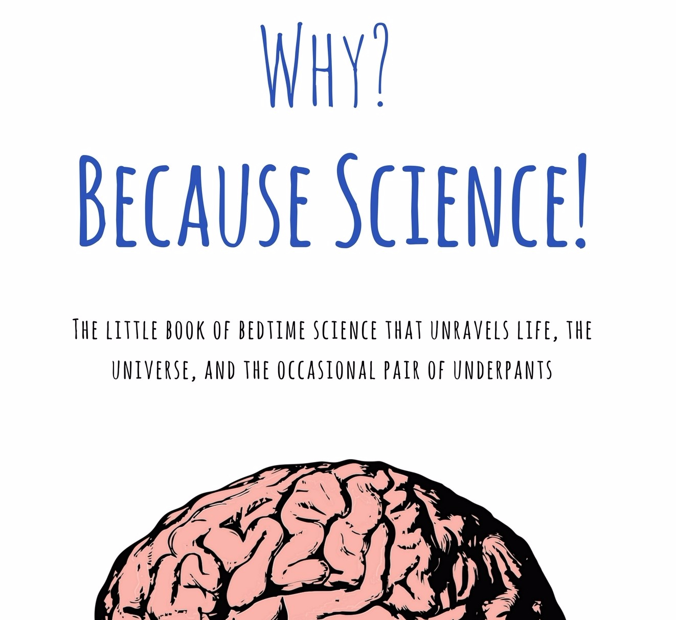 Why Because Science book