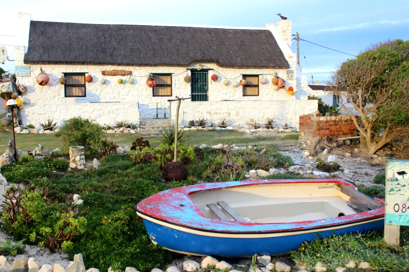 Kassiesbaai fishing village, Arniston