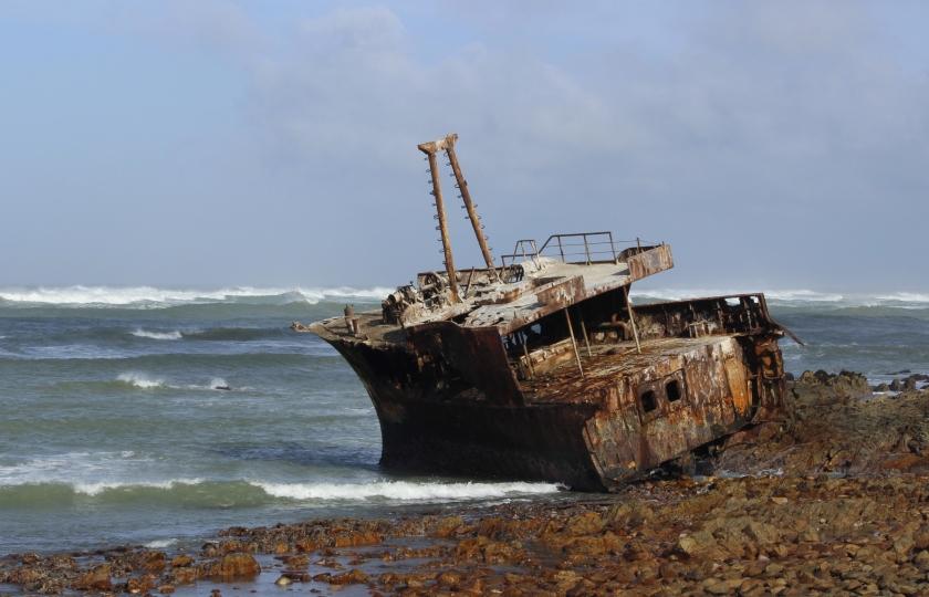 Meishu Maru 38 shipwreck