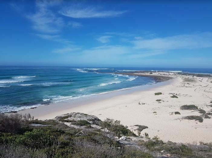 Arniston, South Cape Coast of Africa