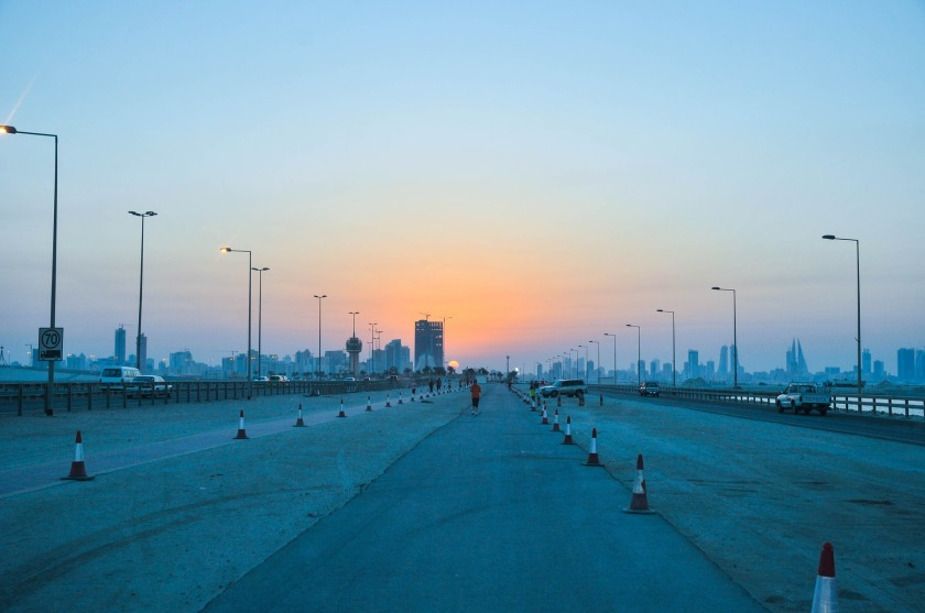 Sunrise Bahrain Middle East