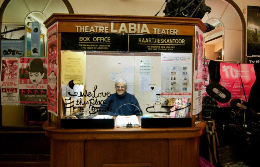 The Labia Cinema