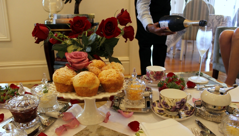 High Tea, Luxury Accommodation Paarl, Cape Town
