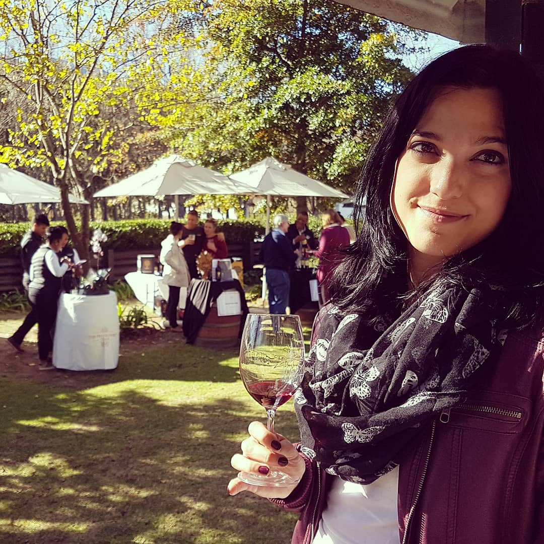 Red, Red Wine and Purple, Purple Teeth at this Year's Franschhoek Winter Wines