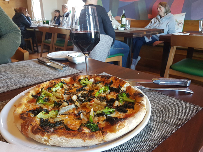 Live Your Pizza Fantasy with 95 at Parks' REAL Italian Pizza Menu