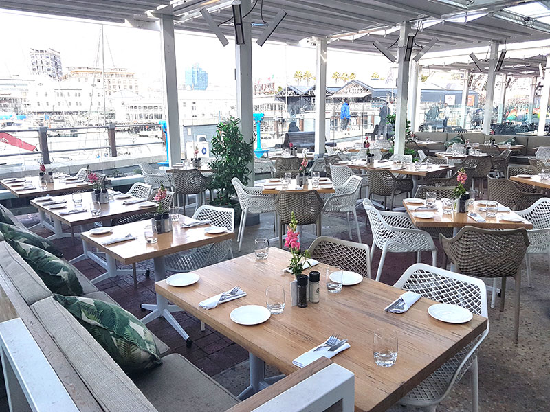 Firefish Restaurant Cape Town-1