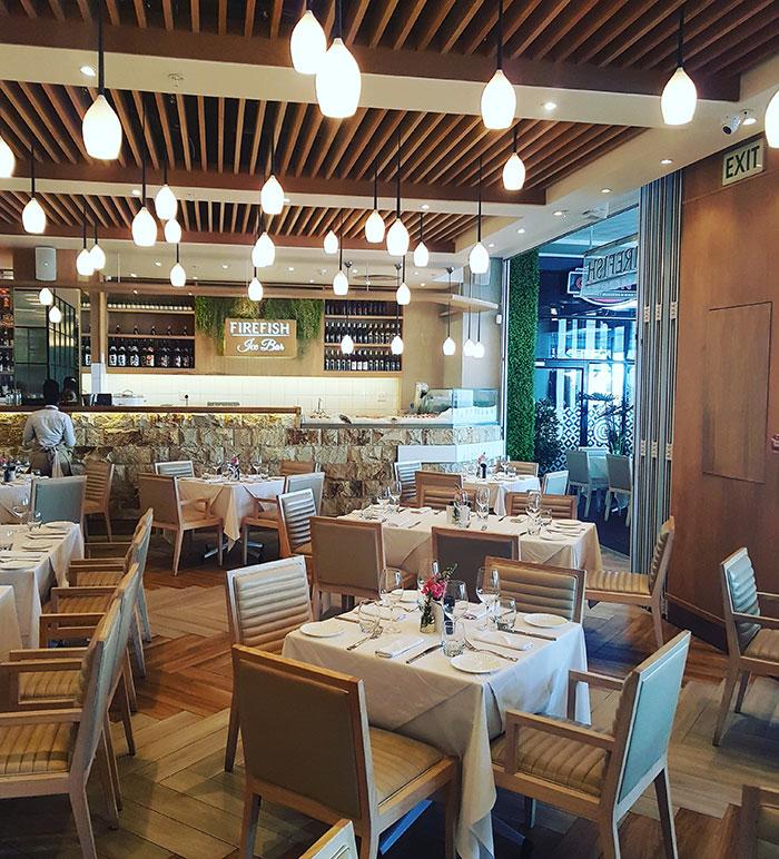 Firefish Restaurant Cape Town-2