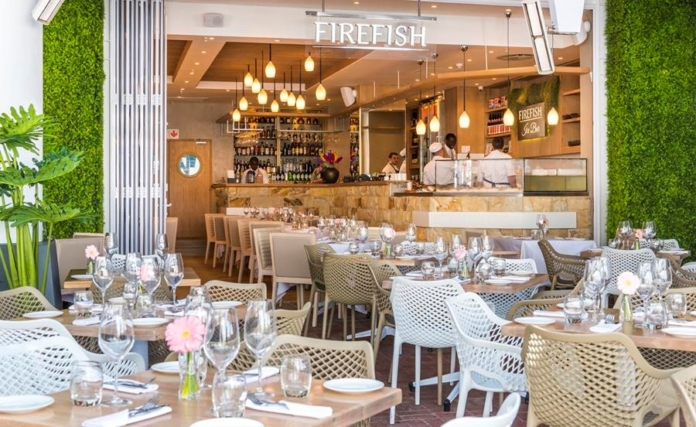 """One of a Million V&A Waterfront Restaurants, Firefish Manages to be """"One IN aMillion"""""""