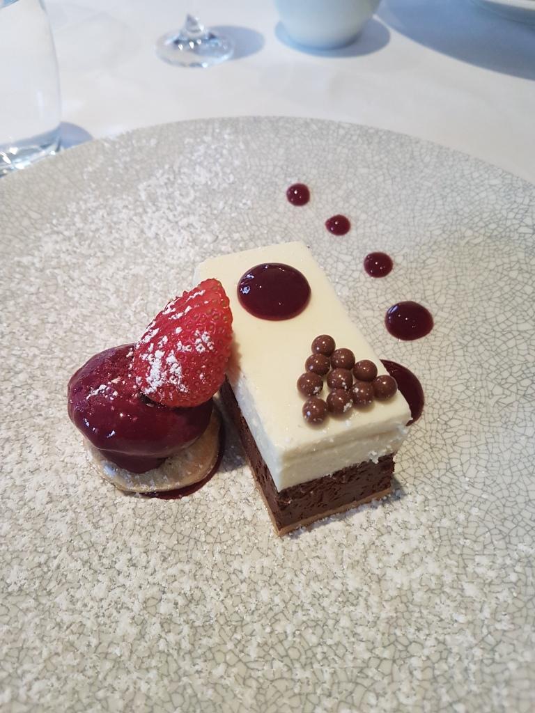 Holden Manz Franschhoek Kitchen dessert