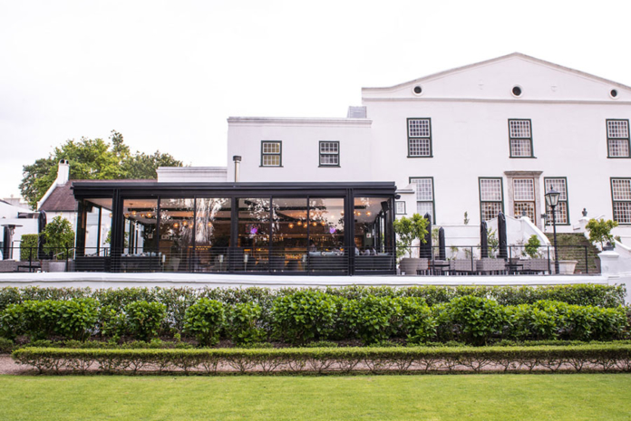 Unwind, wine, and dine at The Alphen Boutique Hotel's brand-new Incognito Bar