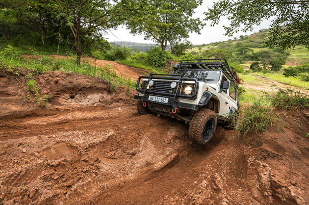 offroad adventures south africa