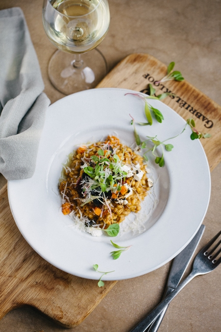 GK Butternut and barley risotto LR