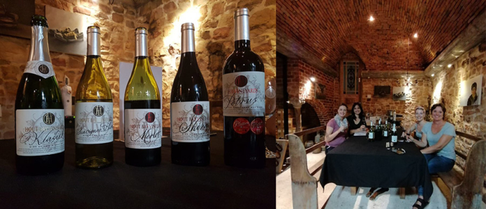 Sublime Wine Tasting in Hout Bay Vineyards' Subterranean Cellars