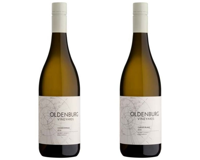 Oldenburg Vineyards Chenin Blanc & Chardonnay