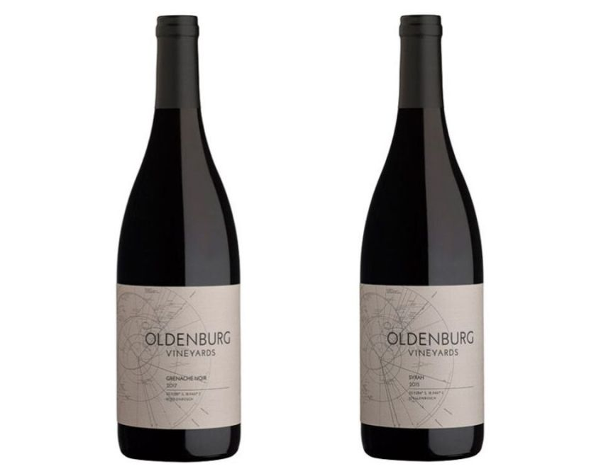 Oldenburg Vineyards Grenache Noir & Syrah