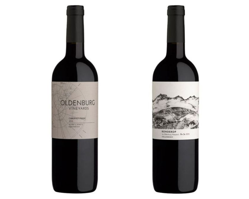 Oldenburg Vineyards Cabernet Franc & Cabernet Sauvignon
