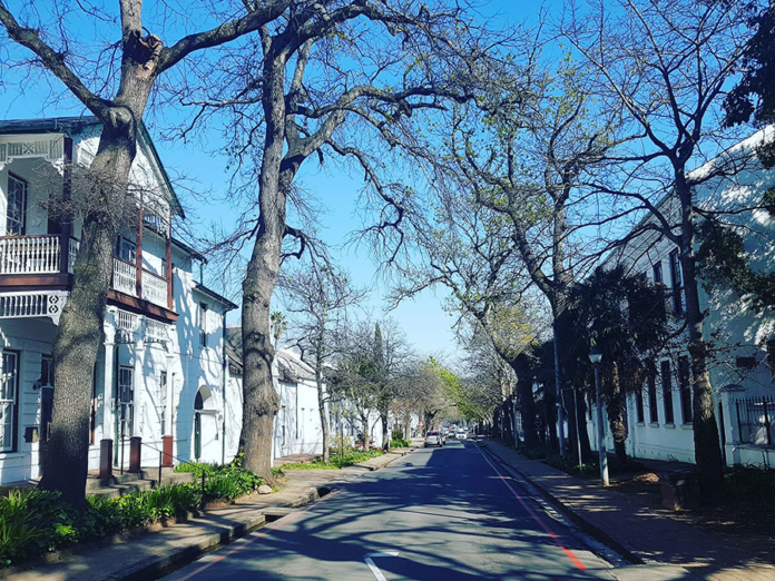 Bites & Sites: a whirlwind walking tour of the beating heart ofStellenbosch