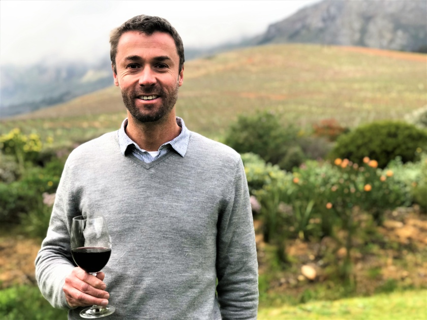 Oldenburg Vineyards Winemaker Nic van Aarde (HR)