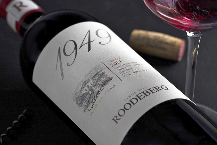 roodeberg wine 1949