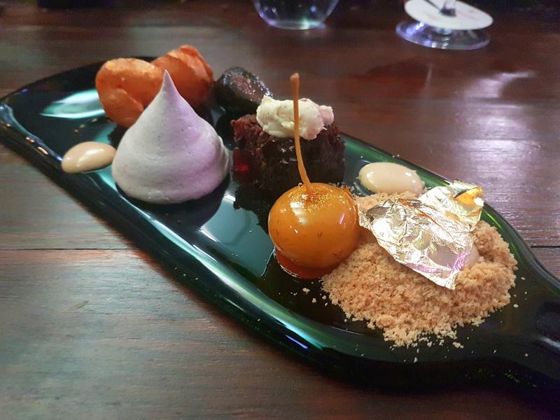Roodeberg 70 Dessert