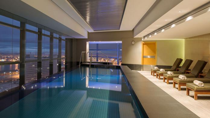 Heavenly-Spa-Westin Hotel