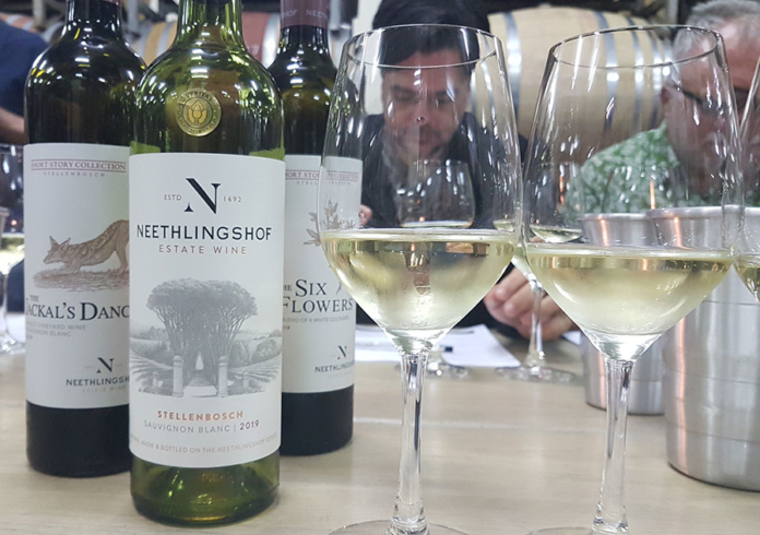 "Celebrating the Arrival of Neethlingshof's New Wine Vintages / Brood of ""Babies"""