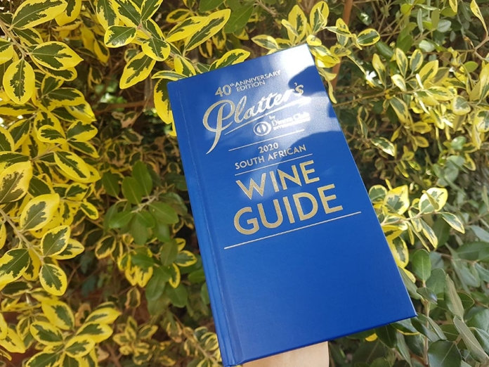 The 40th edition of the Platter's Wine Guide 2020 has arrived!